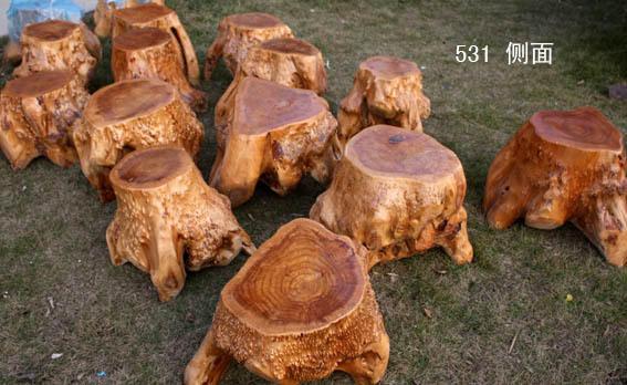 杉木瘤根雕凳子批发报价-厦门漆线雕礼品公司